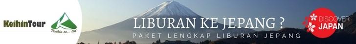 Mau Liburan ke Jepang Tanpa Repot ? Keihin Tour siap Melayani Anda