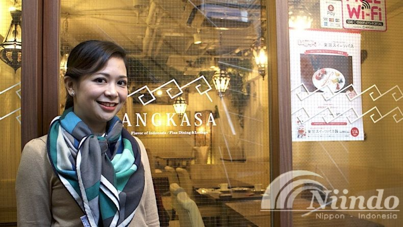 Erdina Oundang Pengusaha Wanita Asal Indonesia yang Berhasil di Jepang