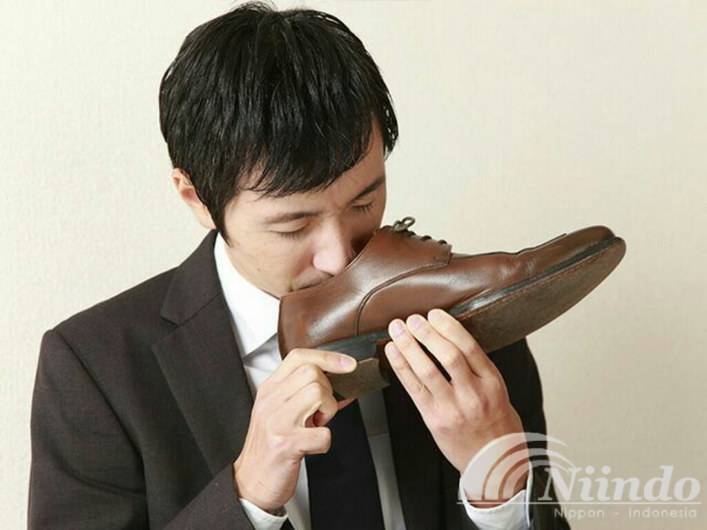 Penguji Kenyamanan Sepatu