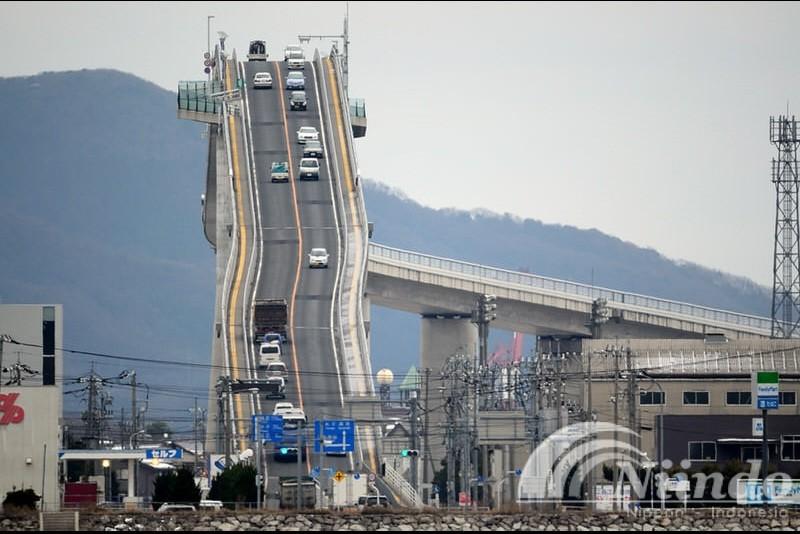 Jembatan Eshima Ohashi (江島大橋)