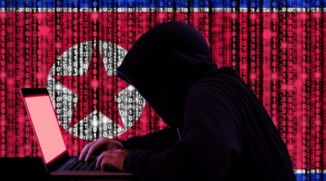 Ransomware WannaCry korea utara