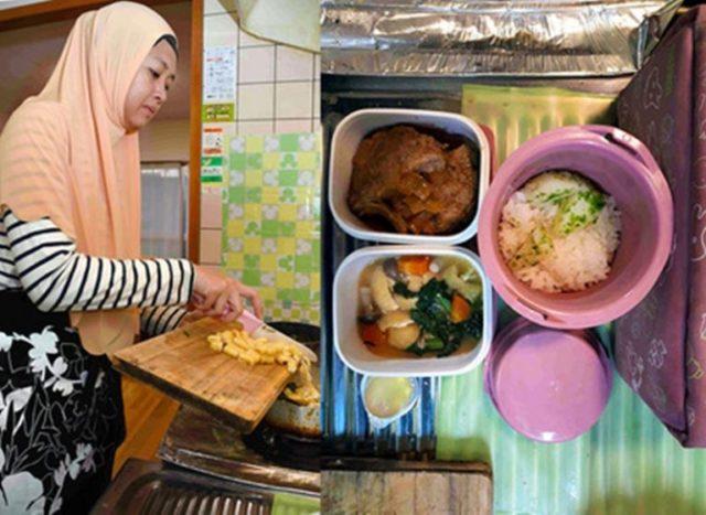 SUGOI, Kisah Seorang Ibu Muslim Indonesia Mendadak Viral Setalah Masuk Salah Satu Portal Berita Jepang Karena Bento Buatannya!
