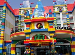 Legoland Segera Buka Hotel dengan Banyak Tema di Nagoya, Jepang