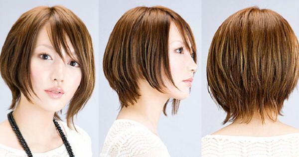Potongan Rambut Yang Cocok Bagi Pemilik Wajah Bulat Rekomendasi Dari Stylist Jepang Yang Perlu Kamu Coba Niindo
