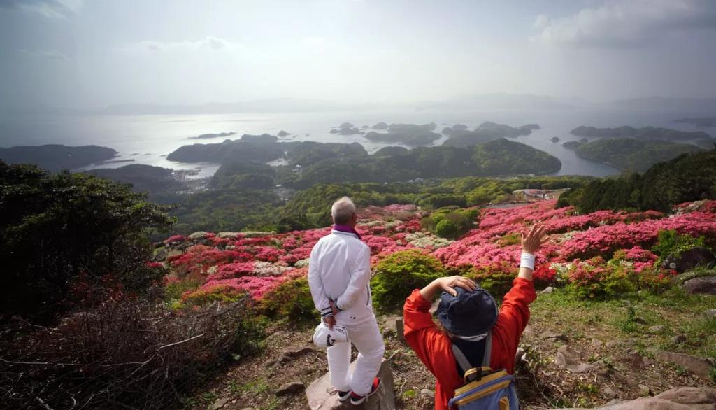 taman bunga nagushiyama