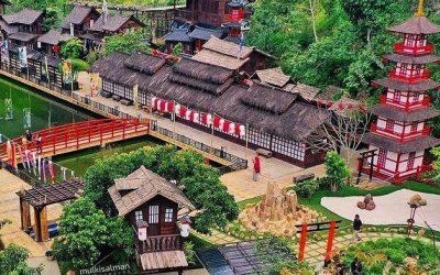 Wisata Bandung Serasa Liburan ke Jepang